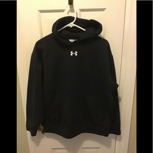 Under Armour black hoodie size small